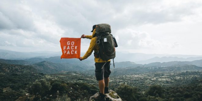 Jack Wolfskin ruft auf: Go Backpack [Sponsored Video]