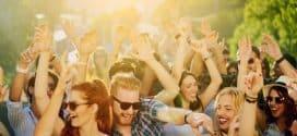 Outdoor Events: Welches Marketing-Equipment eignet sich besonders für Unternehmen?