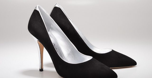 Den perfekten Schuh für das Abendkleid finden