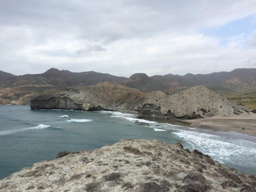 Naturstrand im Cabo de Gata Almeria