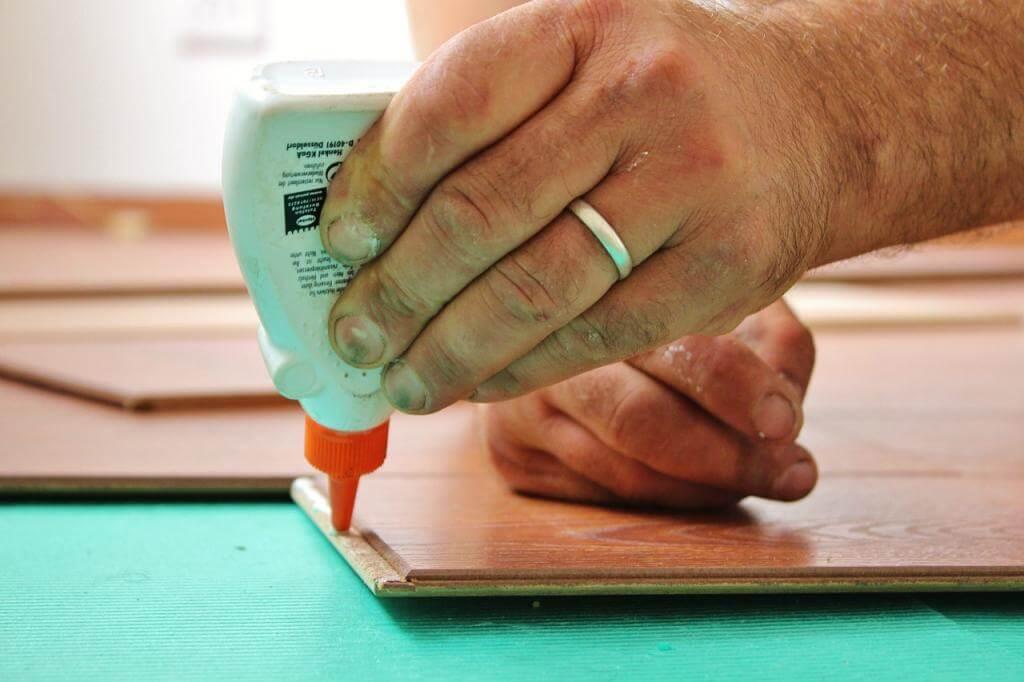Do it yourself: in 5 Schritten zum neuen Bodenbelag