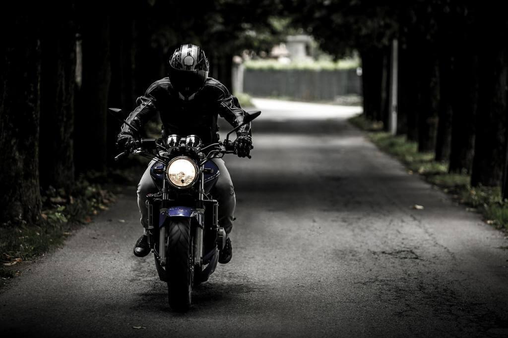 Sicherheit für Motorradfahrer