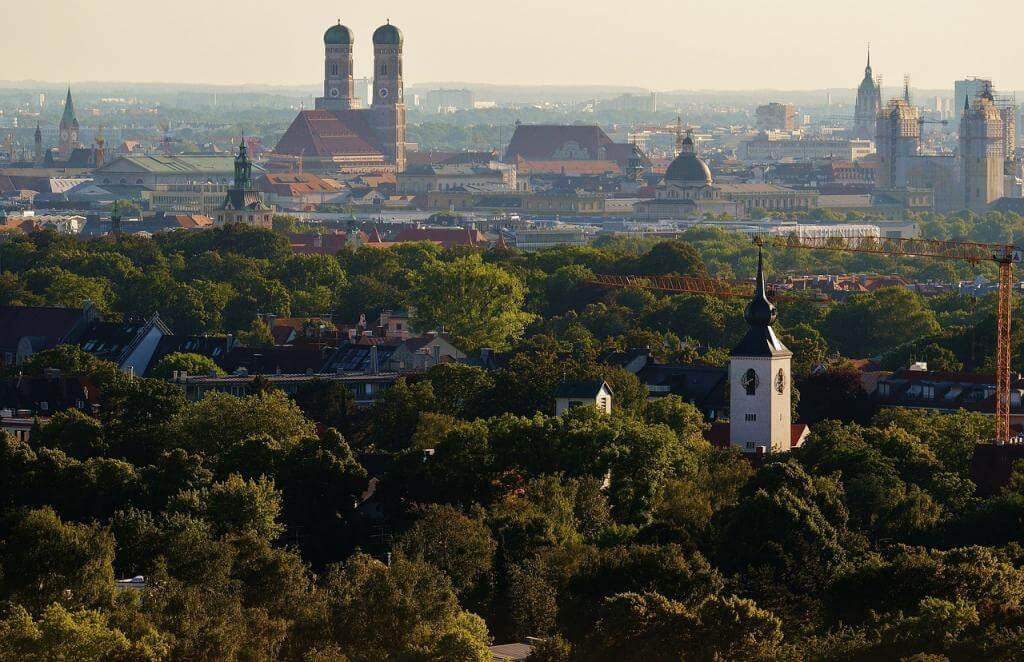 Die Stadt München bietet einen bunten Mix an Sehenswürdigkeiten