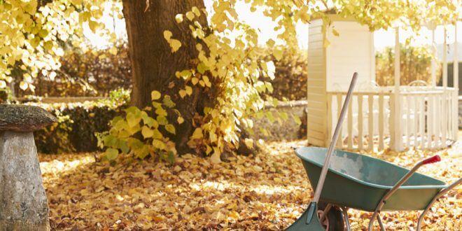 So wintern Sie Ihre Gartenmöbel richtig ein