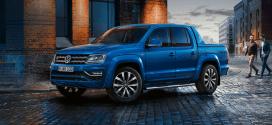 Für große Jungs: Der neue VW Amarok mit mehr Leistung [Sponsored Video]
