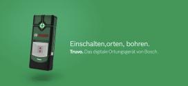 Erst orten, dann bohren: Truvo von Bosch erklärt, wo Bohren sicherer ist [Sponsored Post]
