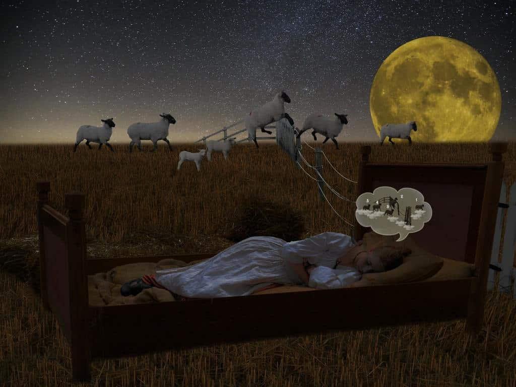 Das hilft beim Einschlafen wirklich: 4 Tipps für einen erholsamen Schlaf
