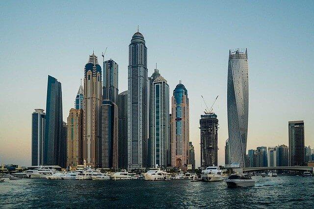 Dubai Türme