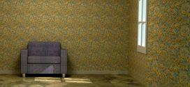 Moderne Polsterung für klassische Möbel