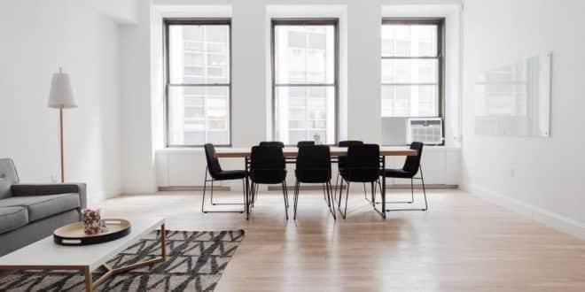 Unterschiedliche Bodenbeläge für die Zimmerrenovierung