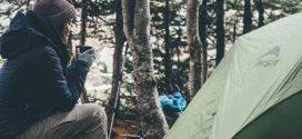 Camping für jeden in Ungarns Natur