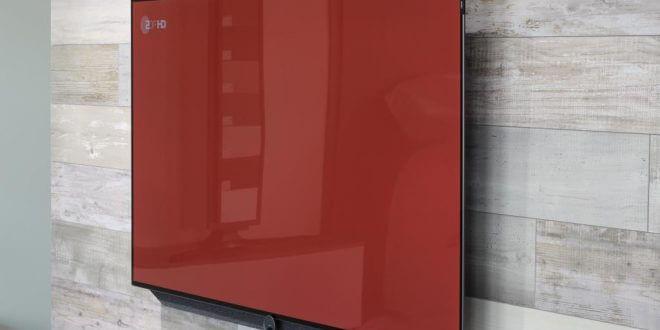 TV-Wandhalterung: Bester Blick auf den Flatscreen
