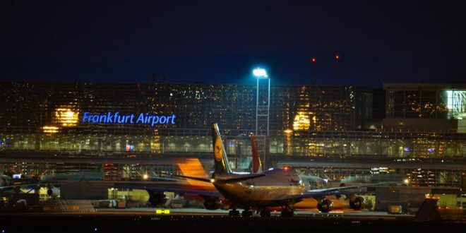 Büro oder Virtual Office am Flughafen Frankfurt mieten