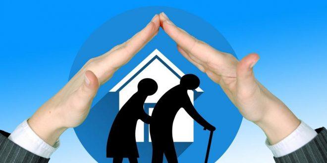 Leben in  den eigenen vier Wänden- Unterstützung im Alter