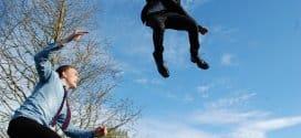 5 Tipps, wie Sie Ihr Salta Trampolin richtig pflegen