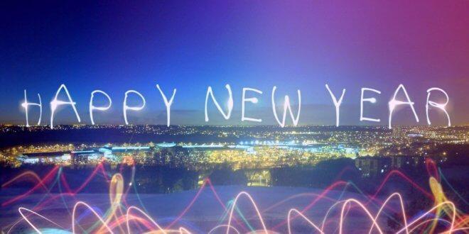 Tolle Ideen: Individuelle Neujahrskarten und Grüße gestalten