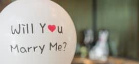 So halten Sie den Heiratsantrag geheim