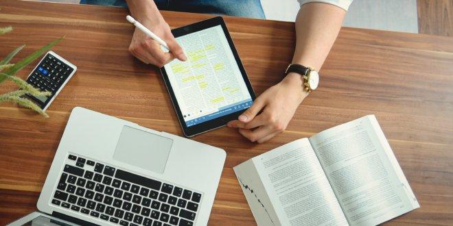 Homeoffice: Das Arbeitszimmer sinnvoll einrichten