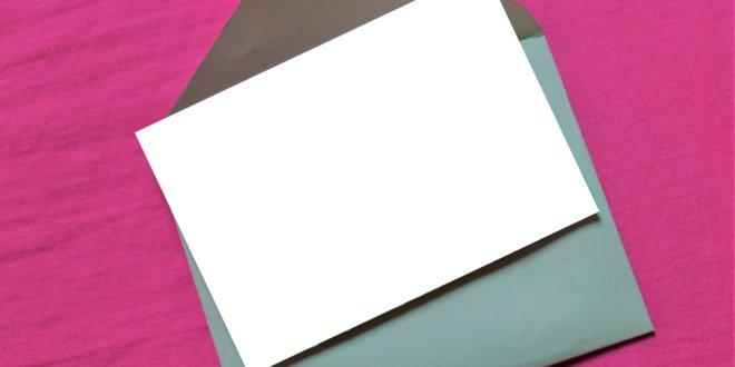 Einladungskarten mit persönlicher Note gestalten