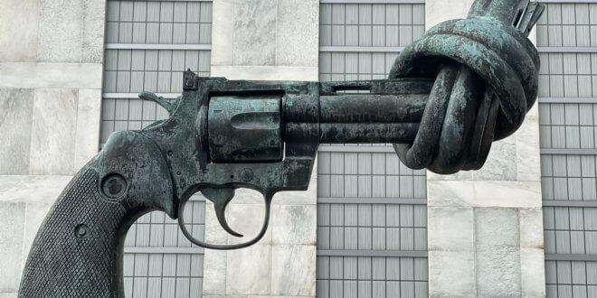 Hohe Nachfrage nach Waffen in Deutschland erkennbar