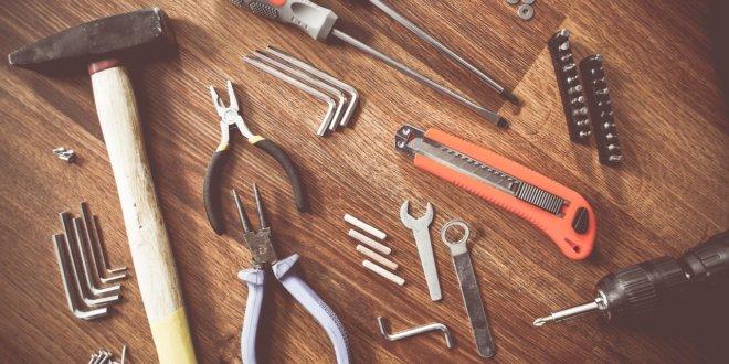 Werkzeuge für den Heimwerker: Diese empfehlen wir jedem Hausmann