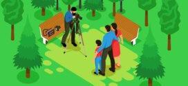 Ein Fotoalbum für die ganze Familie: 6 Tipps für gelungene Familienfotos