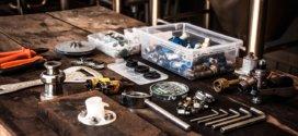 Bastelwerkzeug: Das braucht ihr für coole Kunstwerke zuhause